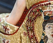 Yea or Nay: Dolce&Gabbana Fall 2013 Shoes