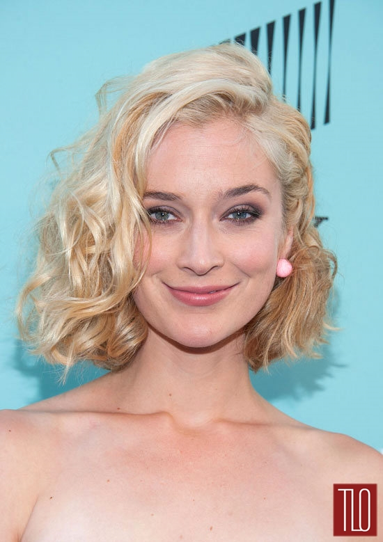 Caitlin Fitzgerald In Michael Kors At The Masters Of Sex