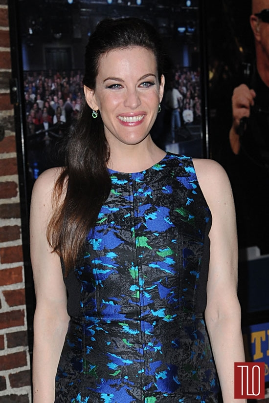 Liv-Tyler-Proenza-Svhouler-Givenchy-David-Letterman-TV-Show-Tom-Lorenzo-Site-TLO (5)