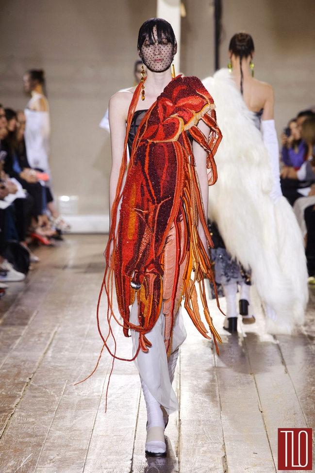 Maison martin margiela fall 2014 couture collection tom lorenzo - Couture pour la maison ...