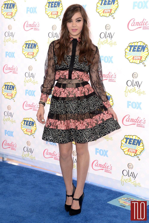 2014 Teen Choice Awards Red Carpet Rundown Tom Lorenzo