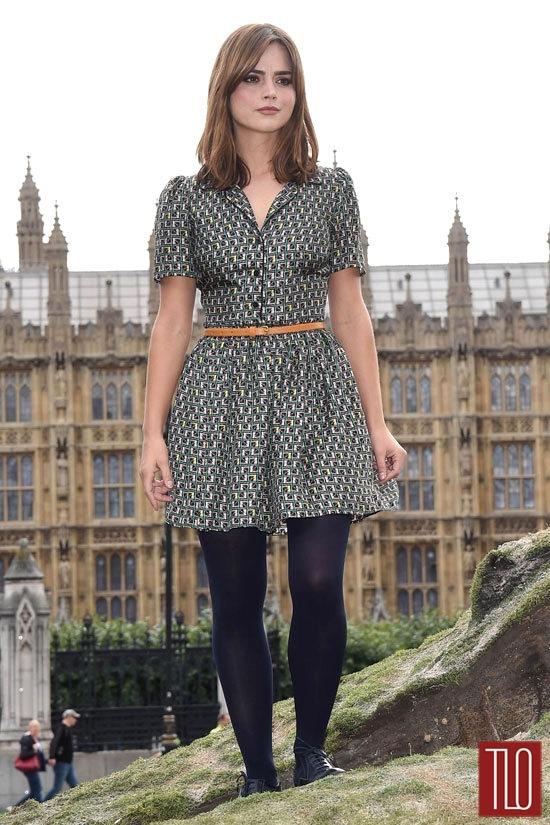 Jenna-Coleman-Peter-Capaldi-Doctor-Who-TV-Series-London-Photocall-Tom-Lorenzo-Site-TLO (4)