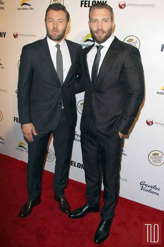 Joel-Edgerton-Jai-Courtney-Felony-Movie-Los-Angeles-Premiere-Red-Carpet-Fashion-Tom-Lorenzo-Site-TLO (2)