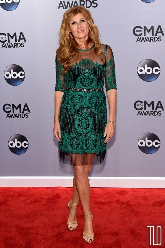 Connie-Britton-CMA-Awards-2014-Red-Carpet-Fashion-Naeem-Khan-Tom-Lorenzo-Site-TLO (2)