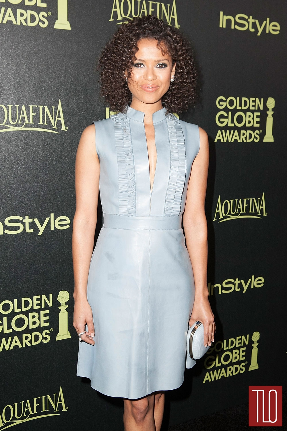 Gugu Mbatha-Raw in Gucci at