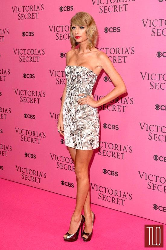 Taylor Swift At The 2014 Victoria S Secret Fashion Show