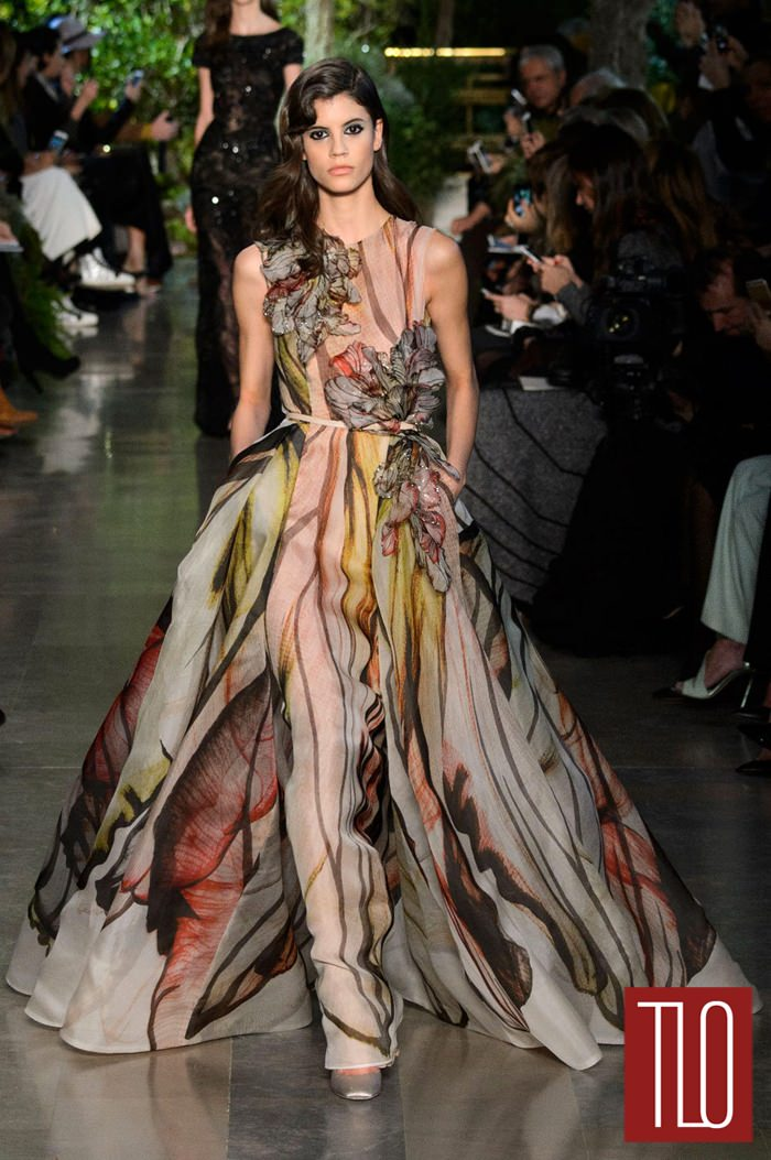 Elie Saab Spring 2015 Couture Collection Tom Lorenzo