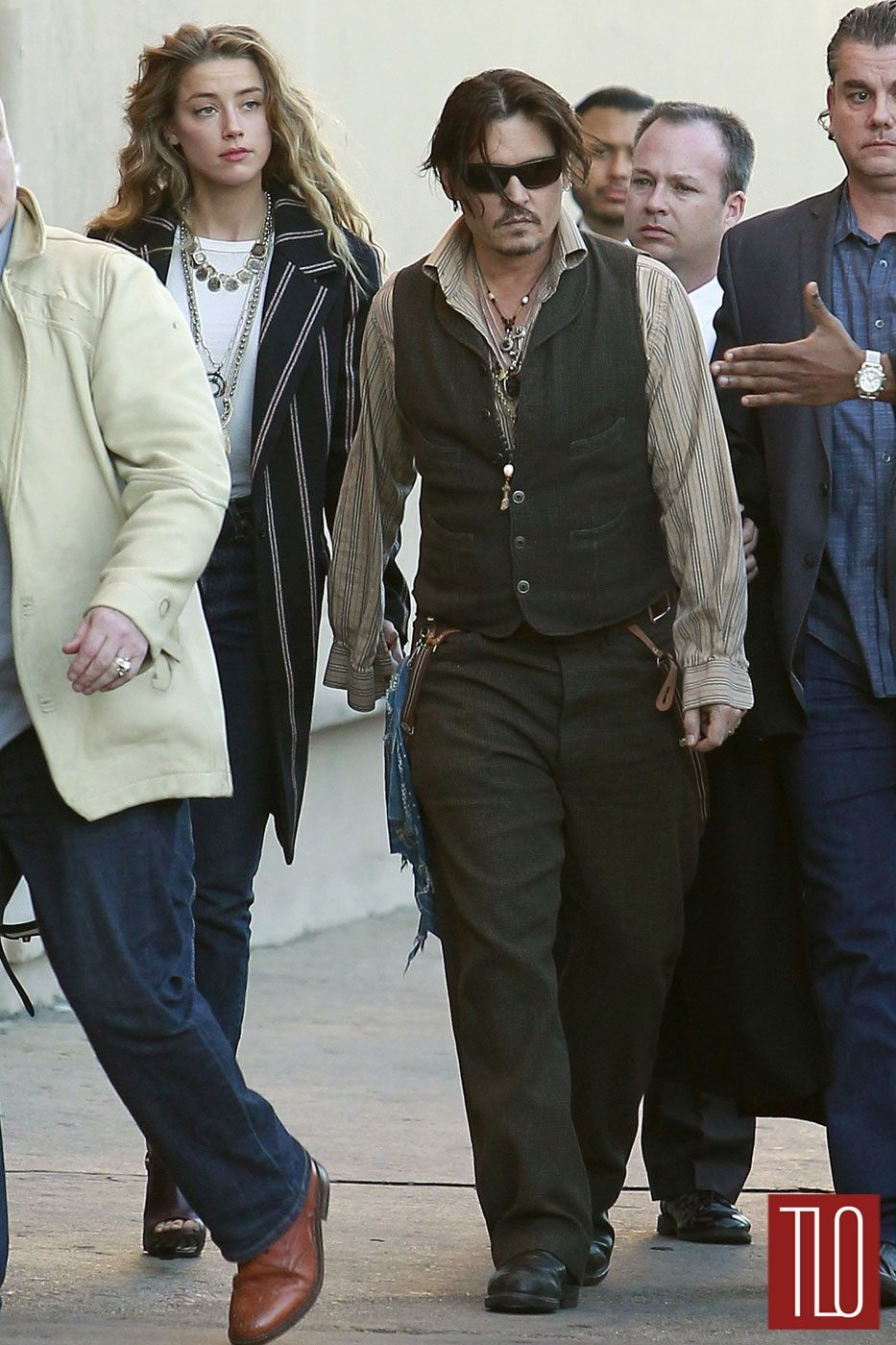 Johnny-Depp-Amber-Heard-Jimmy-Kimmel-Live-TV-Style-Fashion-Tom-Lorenzo-Site-TLO (1)