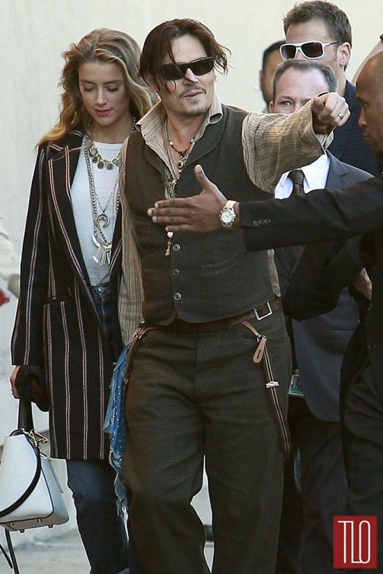 Johnny-Depp-Amber-Heard-Jimmy-Kimmel-Live-TV-Style-Fashion-Tom-Lorenzo-Site-TLO (2)