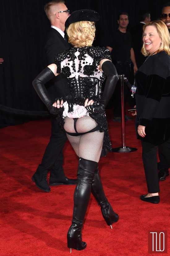 Madonna-2015-Grammy-Awards-Red-Carpet-Fashion-Givenchy-Couture-Tom-Lorenzo-Site-TLO (10)