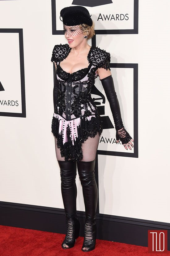 Madonna At 2017 Grammys