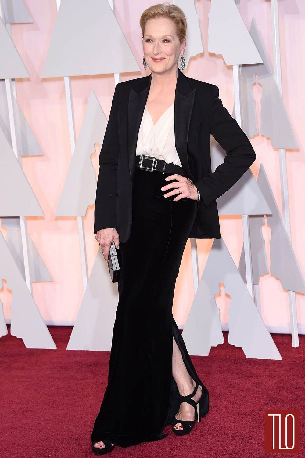 Meryl Streep In Lanvin At The Oscars Tom Lorenzo