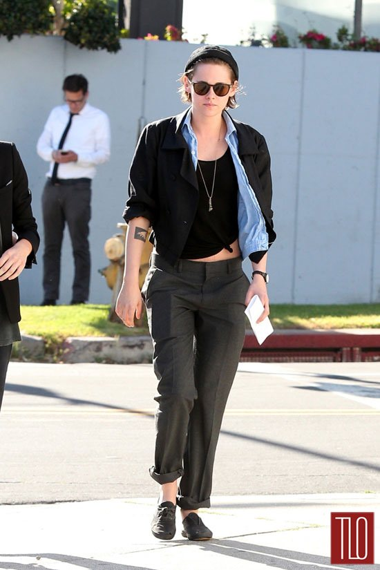 Kristen Stewart Out And About In West Hollywood Tom