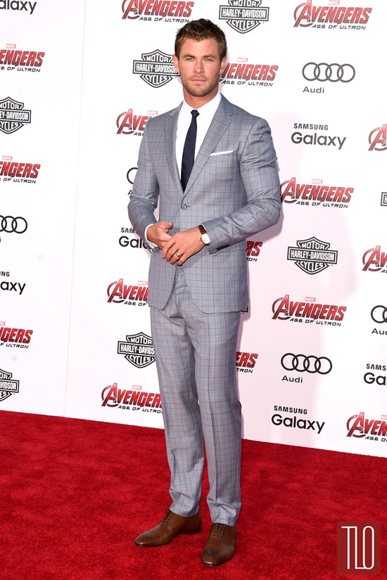 Avenger-Age-Ultron-Los-Angeles-Movie-Premiere-Red-Carpet-Fashion-Les-Boys-The-Guys-Menswear-Tom-LOrenzo-Site-TLO (8)