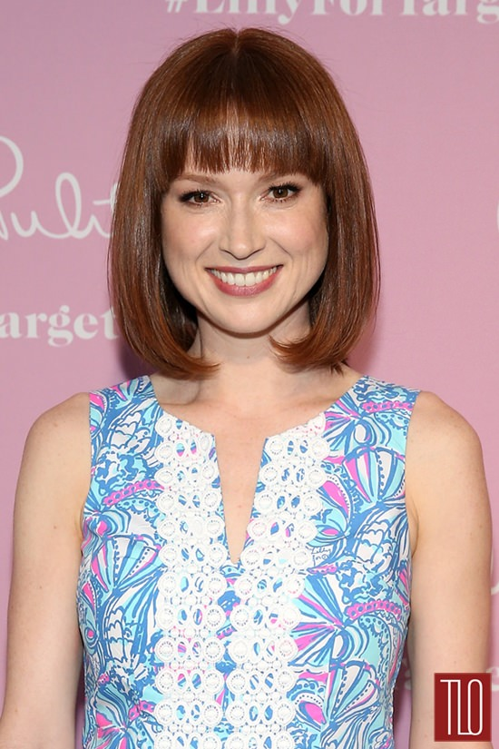 Ellie-Kemper-Lilly-Pulitzer-For-Target-Launch-Event-Red-Carpet-Fashion-Tom-Lorenzo-Site-TLO (3)