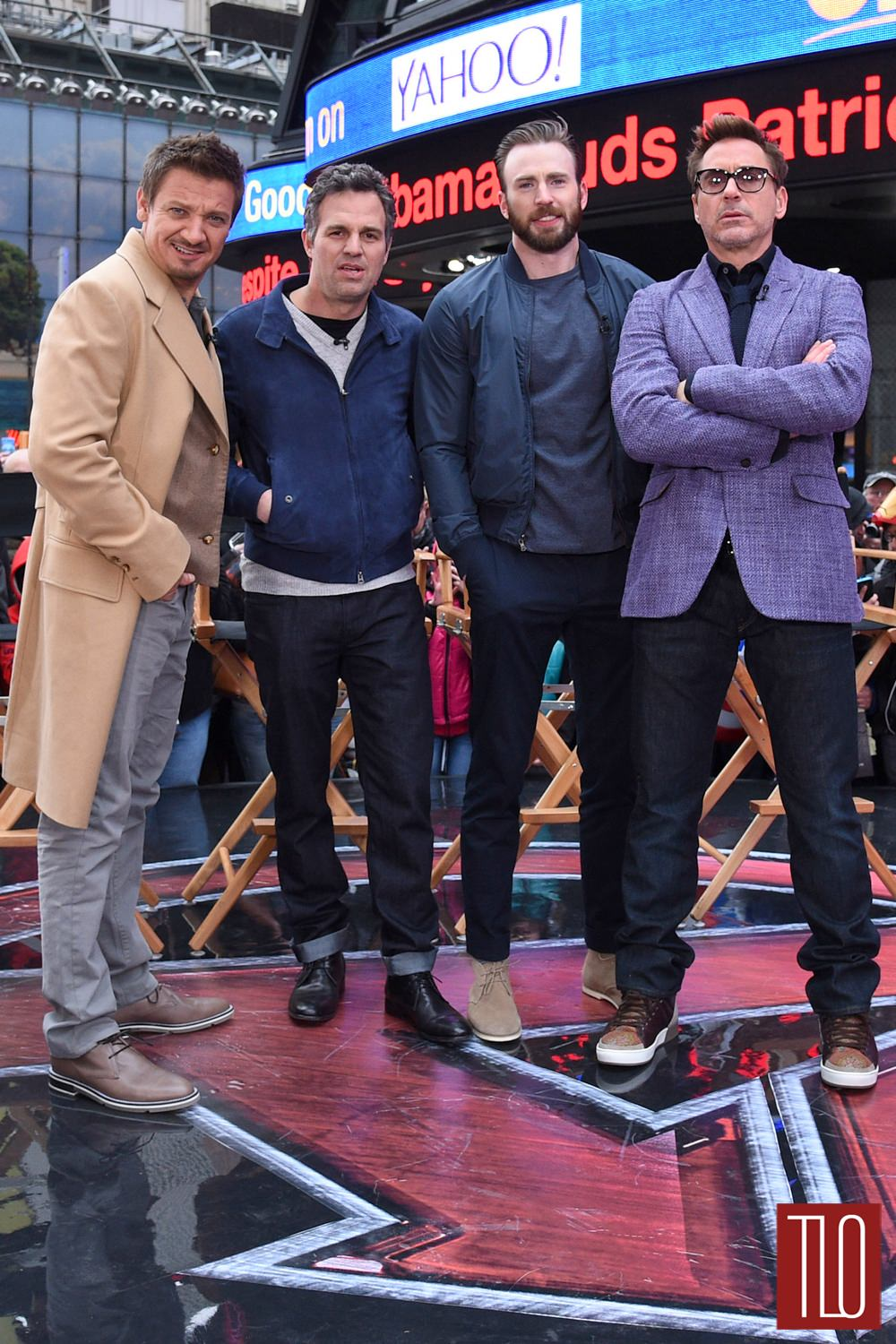 Jeremy-Renner-Mark-Rufallo-Chris-Evans-Robert-Downey-Jr-Avengers-Age-Ultron-Good-Morning-America-Tom-Lorenzo-Site-TLO (1)