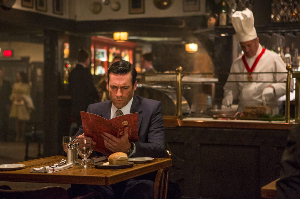 mad men essay Mad men, liked equally by critics and viewers, is one of the most popular tv series of the past few years - why mad men is popular essay introduction a fictional story set in the 1960s.