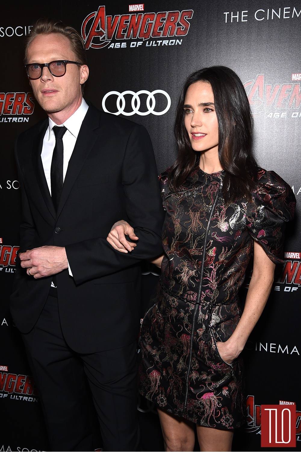 Paul-Bettany-Jennifer-Connelly-Avengers-Age-Ultron-New-York-Screening-Red-Carpet-Fashion-Louis-Vuitton-Tom-Lorenzo-Site-TLO (1)