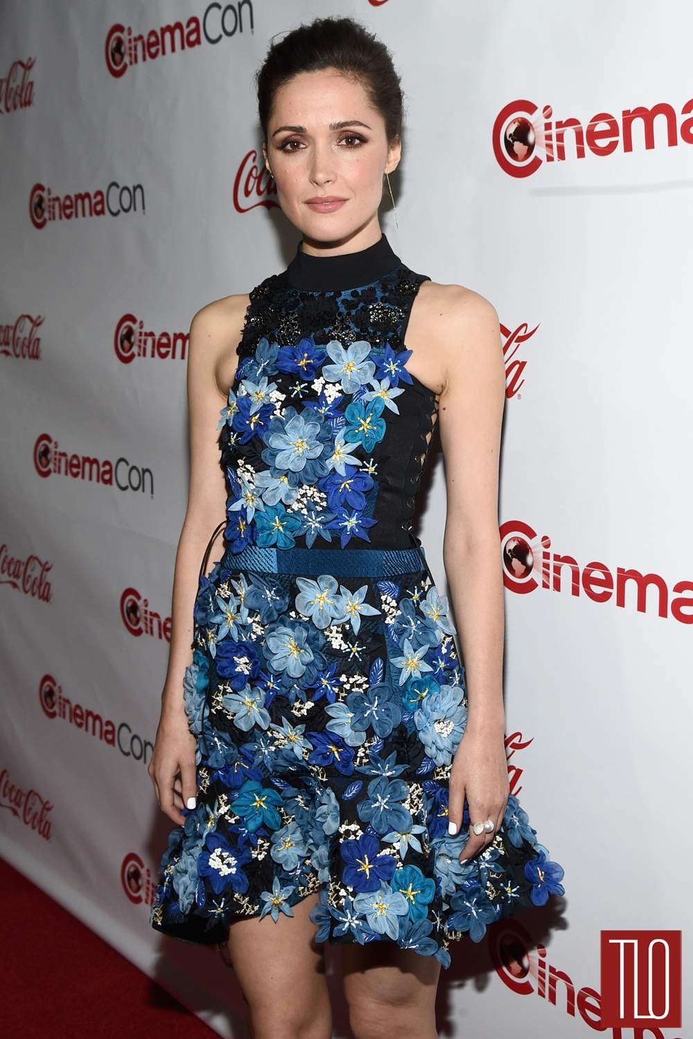 Rose Byrne In Preen At The 2015 Cinemacon Big Screen