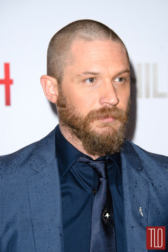 Tom Hardy At The Quot Child 44 Quot Uk Premiere Tom Lorenzo