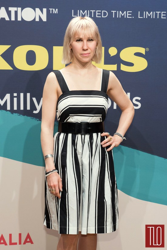 Zosia-Mamet-Milly-DesignNation-Collection-Launch-Red-Carept-Fashion-Tom-Lorenzo-Site-TLO (3)