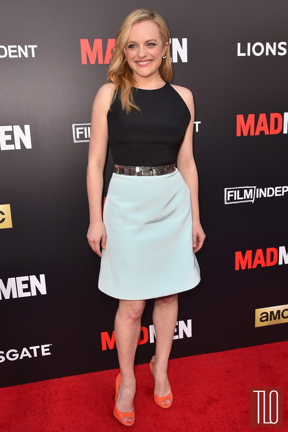 1-Mad-Men-Live-Read-Event-Red-Carpet-Rundown-Fashion-Tom-Lorenzo-Site-TLO-Elisabeth Moss