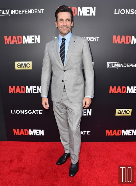8-Mad-Men-Live-Read-Event-Red-Carpet-Rundown-Fashion-Tom-Lorenzo-Site-TLO-Jon Hamm