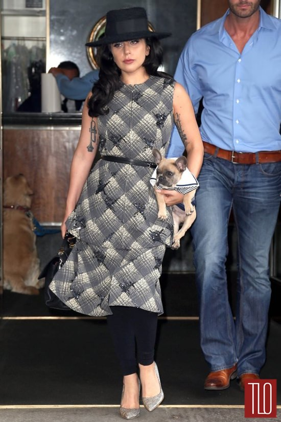 de1739f7a271 Lady Gaga in Marc Jacobs Out and About in NYC