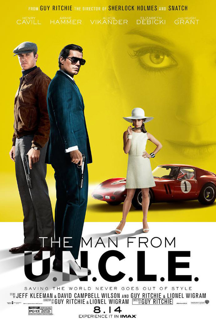 The Man from U.N.C.L.E. Posters