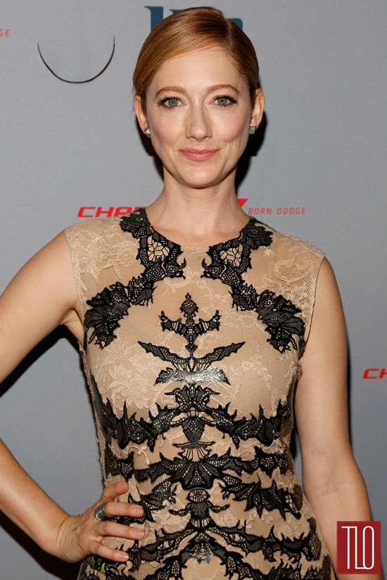 Judy Greer In Alexander Mcqueen At The Quot Married Quot Ny Series