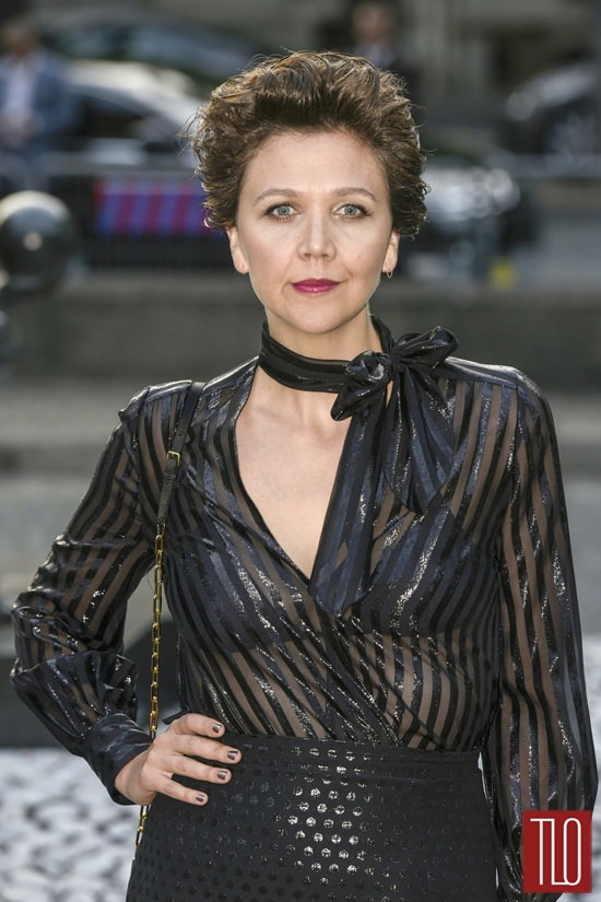 Maggie Gyllenhaal at Miu Miu Fragrance Launch Event | Tom ... Maggie Gyllenhaal