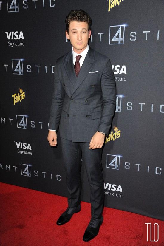 Jamie-Bell-Kate-Mara-Michael-B-Jordan-Miles-Teller-Fantastic-Four-New-York-Movie-Premiere-Red-Carpet-Fashion-Tom-LOrenzo-Site-TLO (6)