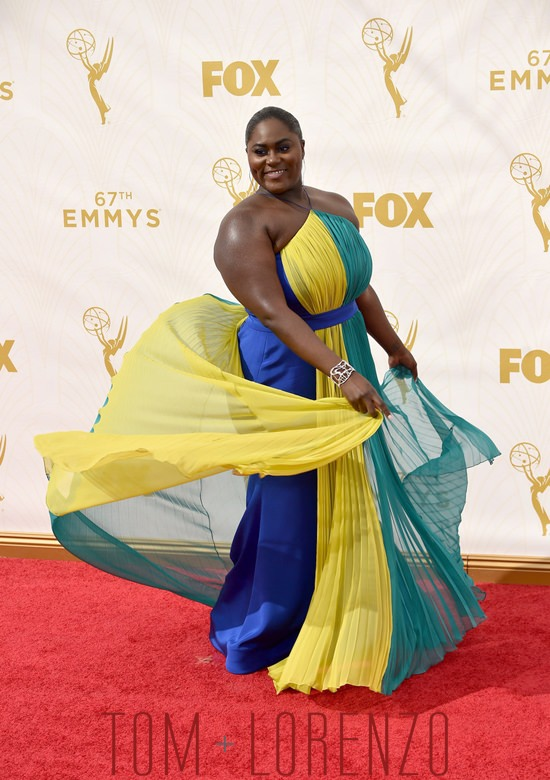 Danielle-Brooks-Emmy-Awards-2015-Red-Carpet-Fashion-Christian-Siriano-Tom-Lorenzo-Site-TLO (4)
