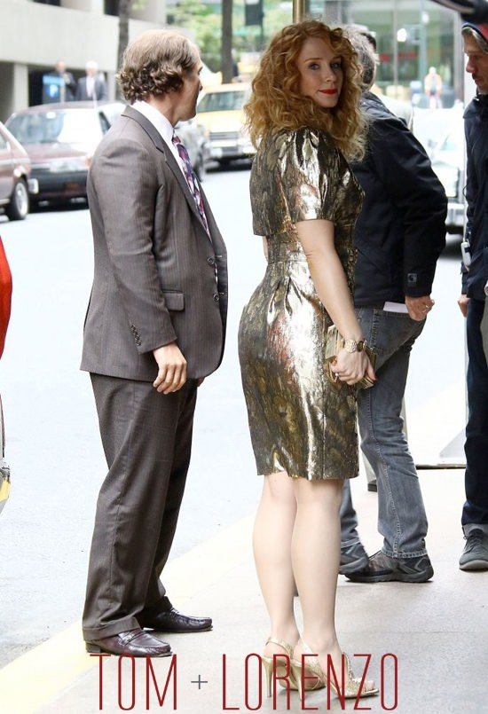 Bryce Dallas Howard And Matthew Mcconaughey On The Set Of