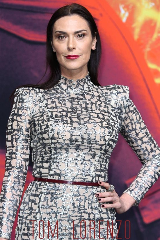 Michelle Forbes In Michael Costello At Quot The Hunger Games