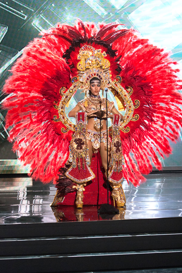Miss Universe 2015 Part 3 Showgirls And Bigass Skirts
