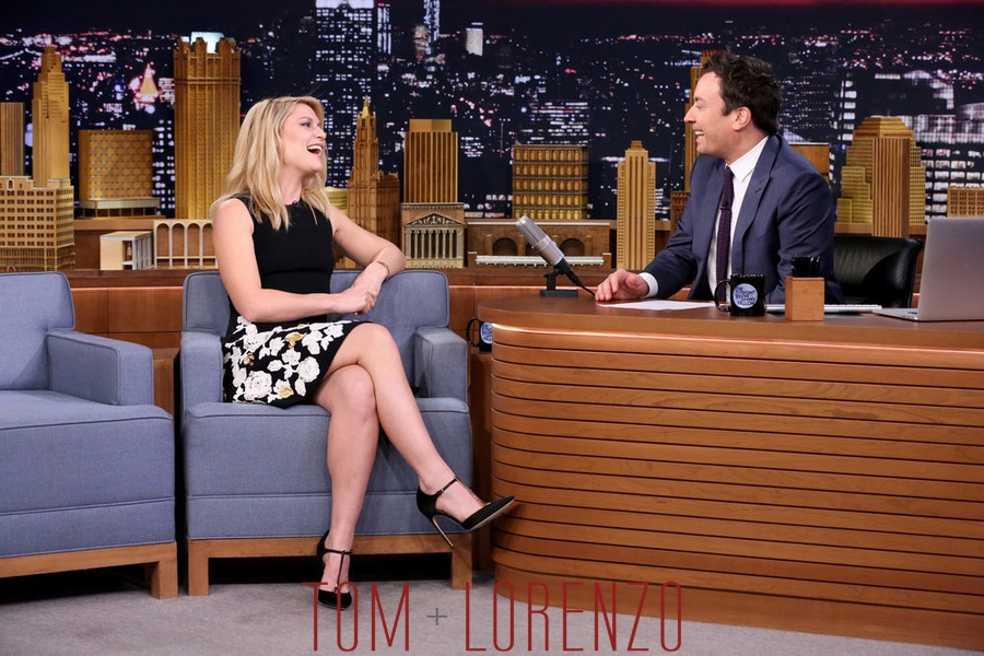 Claire Danes on 'The Tonight