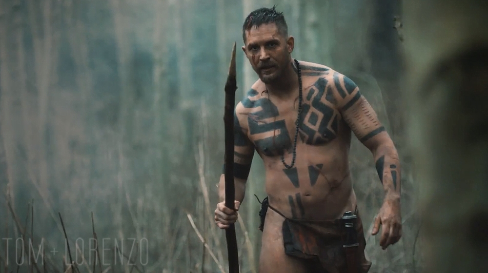 Tom Hardy in Taboo's First Trailer | Tom + Lorenzo