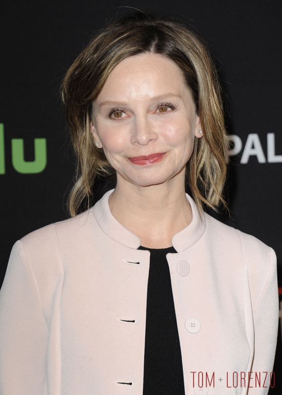 Calista Flockhart At The 2016 Paleyfest Los Angeles Tom Lorenzo