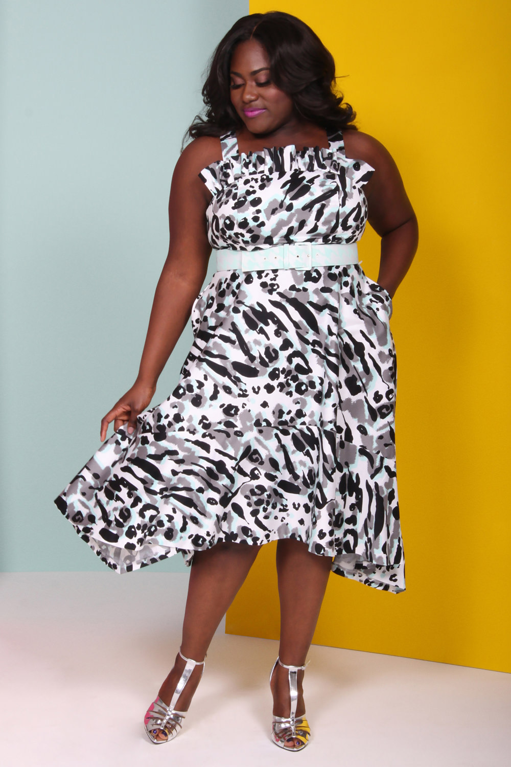 Danielle Brooks is the New Face of Christian Siriano for Lane Bryant ...
