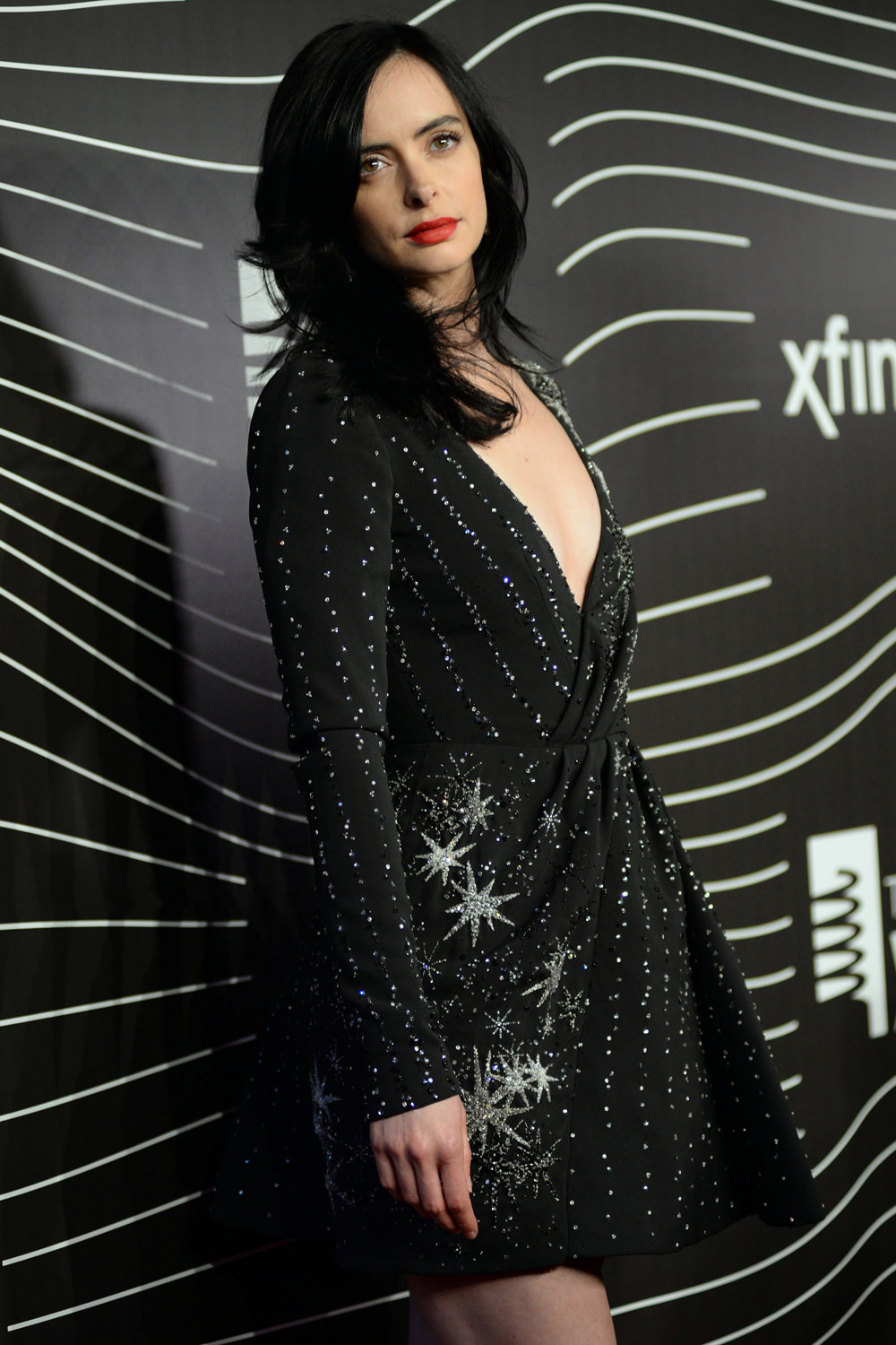 Krysten Ritter in Zuhair Murad Couture at the 2016 Webby ...
