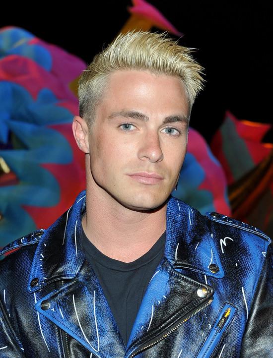 Platinum Blonde On Natural Hair