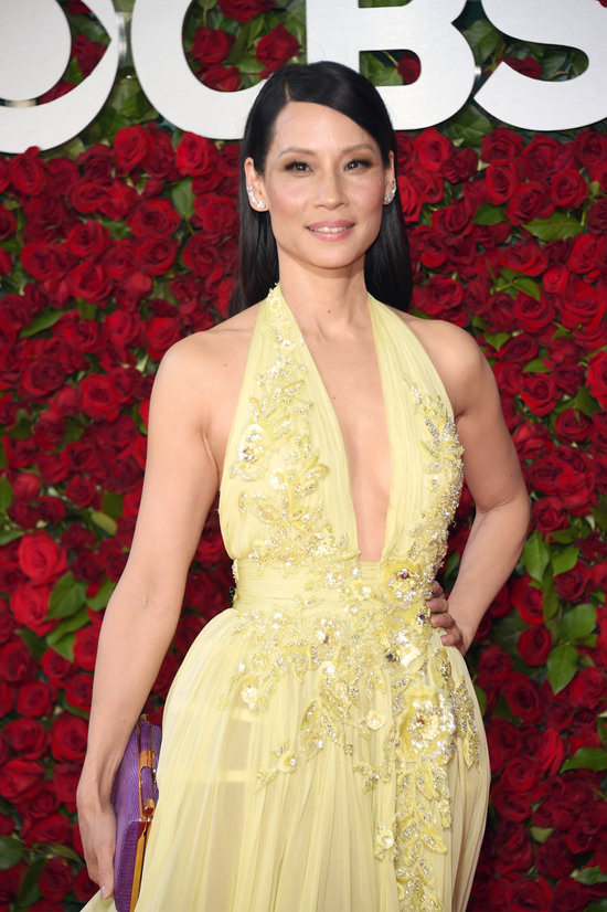 Tony Awards 2016: Lucy Liu in Zuhair Murad Couture | Tom ...