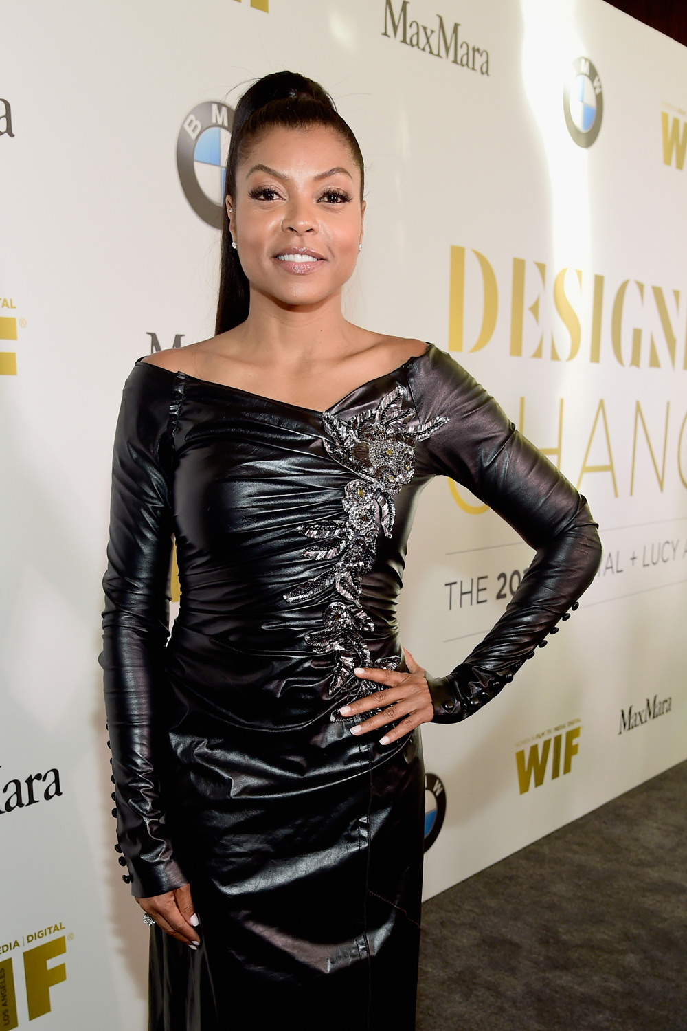 Taraji P. Henson in Marc Jacobs at the 2016 Women in Film ...