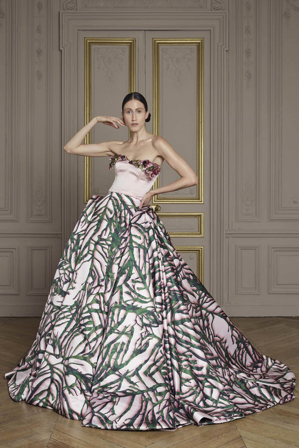 Giles Deacon Wedding Dresses Of Giles Fall 2016 Couture Collection Tom Lorenzo