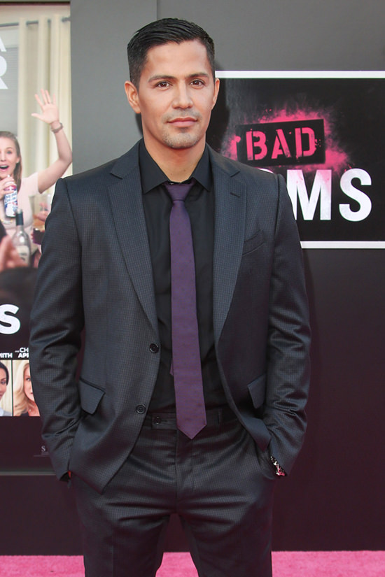 Jay Hernandez At The Quot Bad Moms Quot Los Angeles Premiere Tom