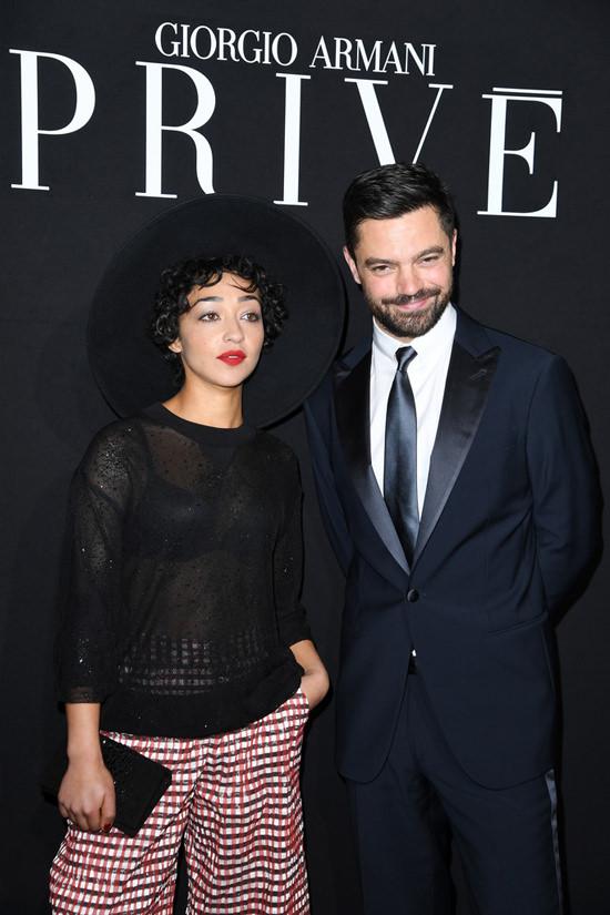Ruth-Negga-Dominic-Cooper-Armani-Prive-Fall-2016-Show-Paris-Fashion-Week-Tom-Lorenzo-Site (2)