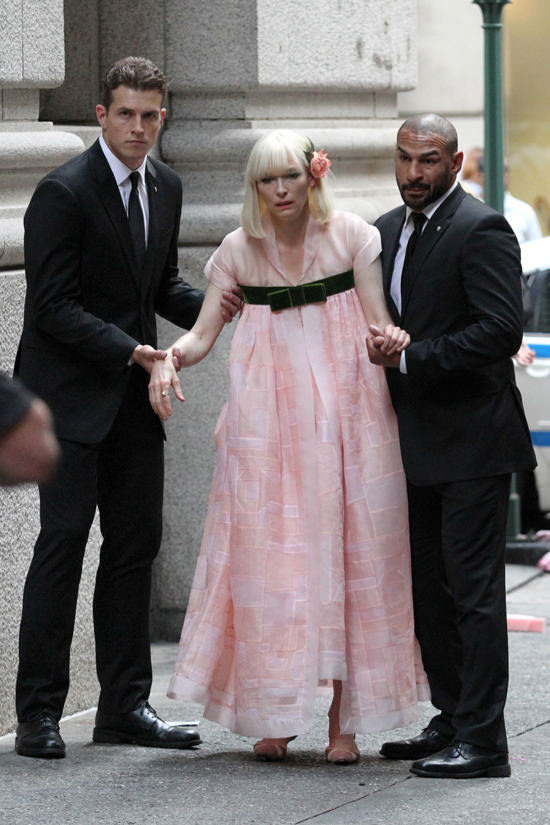 Tilda-Swinton-Okja-PTSBQJGB-Movie-Set-Tom-Lorenzo-Site (5)