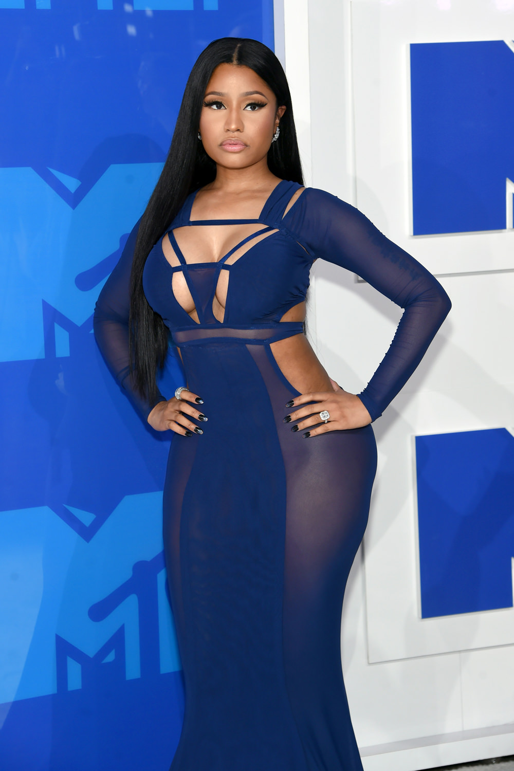 Image result for nicki  minaj vma 2016