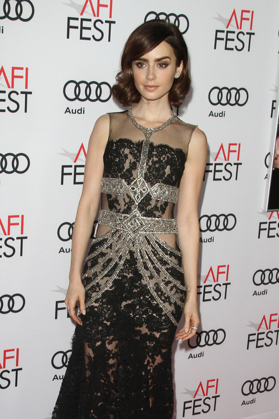 lily-collins-2016-afi-fest-red-carpet-fashion-reem-acra-tom-lorenzo-site-2